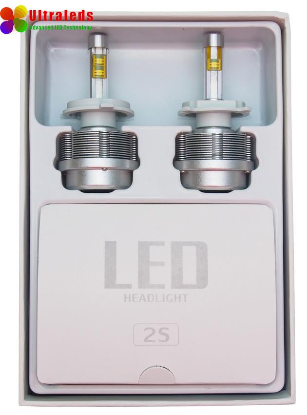 Zestaw LED H4 HID Ksenon - 60 W - 7200 LM